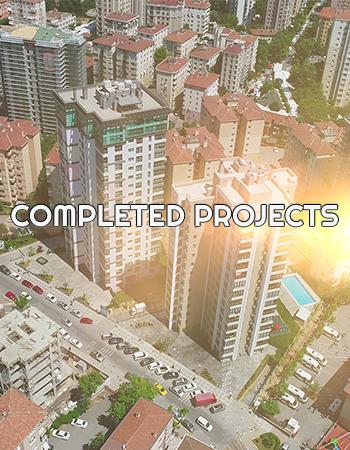 tamamlanan projeler